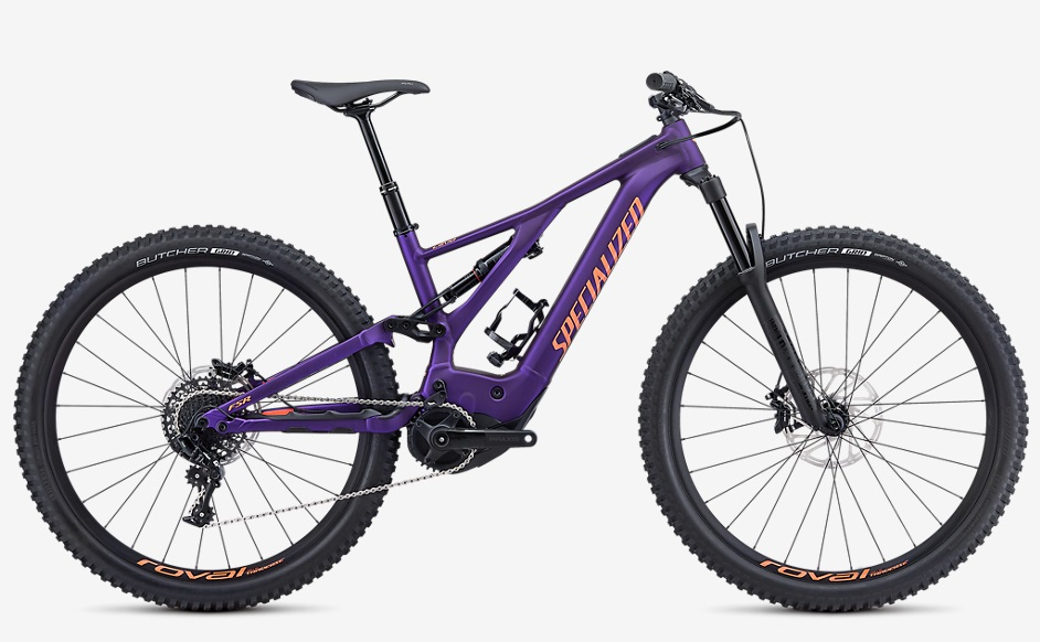 Specialized E Bike Tout suspendu 2